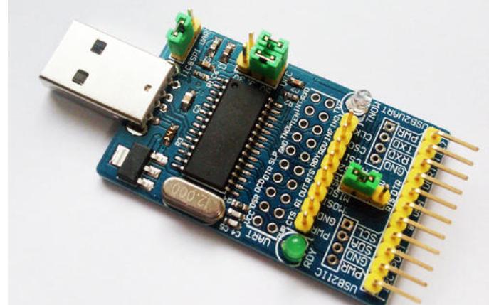 UART和SPI及I2C接口的详解解释资料说明