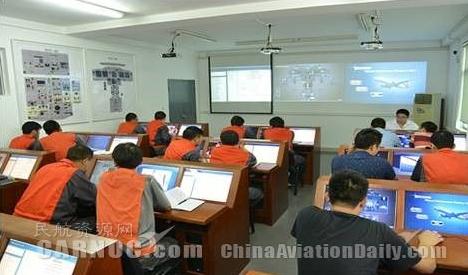 海航漢莎已獲得民航西北管理局的批準將新增兩大機型培訓資質