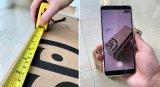 顺丰发布黑科技产品——快测AR,可一键测量体积!