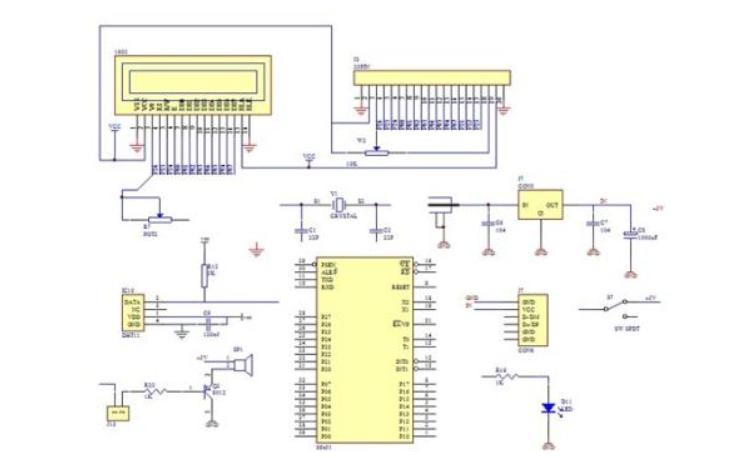 DHT11数据手册温湿度传感器的库文件免费下载