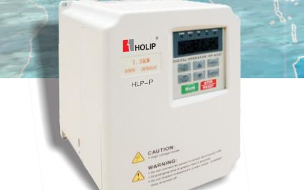 HLP-P系列变频调速器的使用说明书免费下载