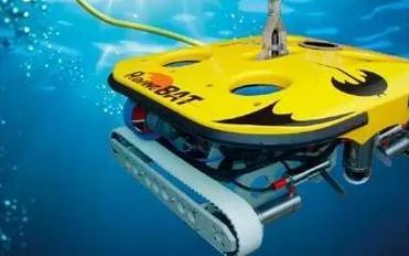 水下机器人让水下勘察不再难