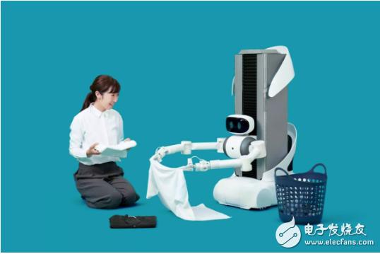 家务活全包 你是否愿意雇个机器人钟点工