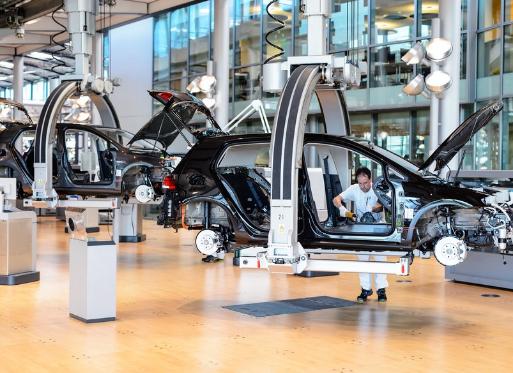 大眾汽車以規模和效率聞名 為未來的電動汽車提供了...