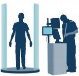 """人体扫描仪""""升级指南"""" 从人工搜身到毫米波扫描"""