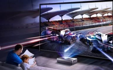 万元内4K 长虹D5UR重新定义4K激光电视产品