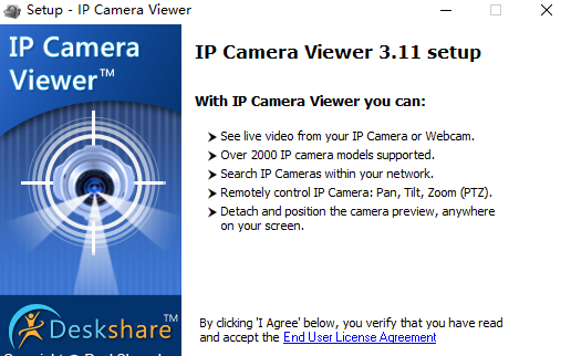 IPCamera Viewer网络摄像机监控应用程序免费下载