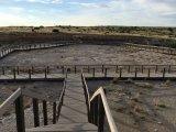 克莱顿湖藏数百恐龙轨迹 无人机拍摄轨迹据点