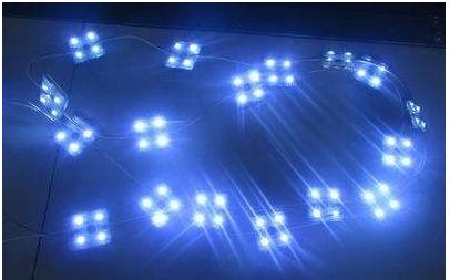 PB3216UB的SMD1206藍光貼片LED燈珠的數據手冊免費下載