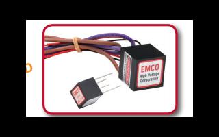 EMCO Q系列高压直流转换器模块的数据手册免费下载