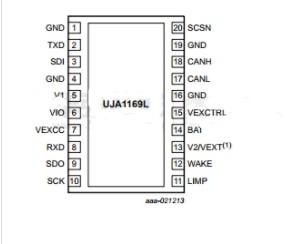 UJA1169芯片的功能及特点叙述