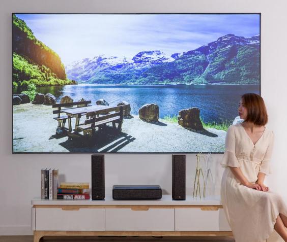 坚果S3 4K激光电视品质实力强劲已获认可 颜值...
