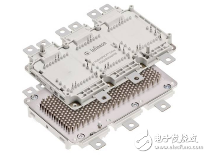 英飞凌发布适用于xEV主逆变器的功率模块 打造高性价比电动汽车产品组合