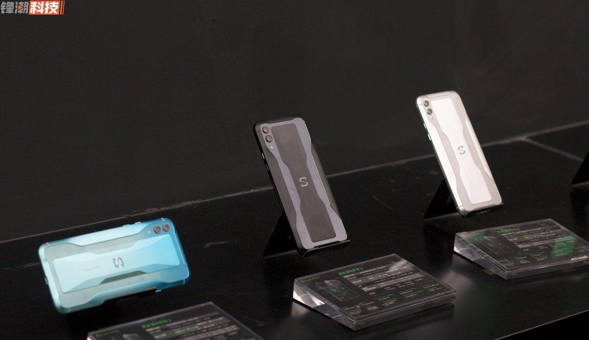 黑鲨游戏手机2上手 游戏体验到底怎么样