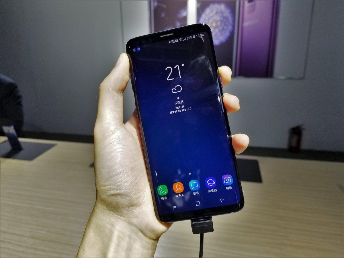 三星GalaxyS9/S9+体验 到底怎么样