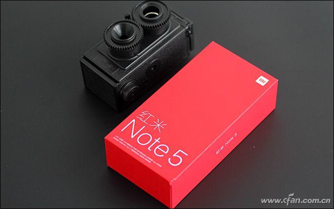 红米Note5评测 千元价位性能和功能不留遗憾
