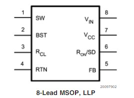 LM5008降压开关调节器的特性及应用