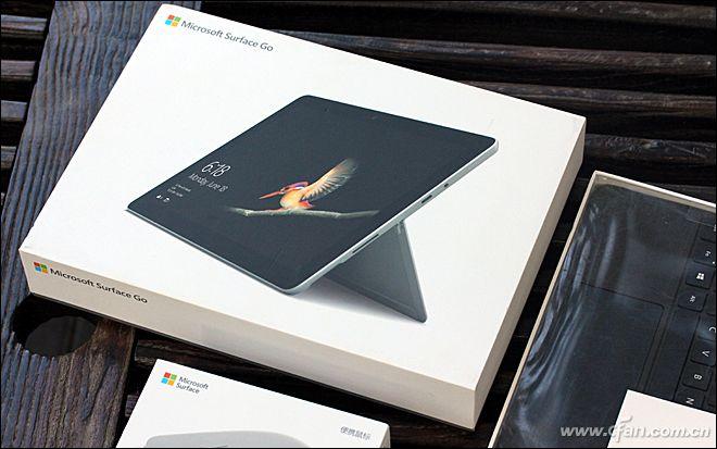 微软SurfaceGo评测 最大的优势就是移动性
