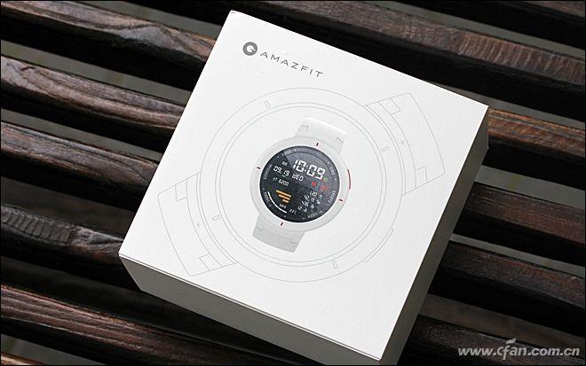 Amazfit智能手表评测 万物互联的入口