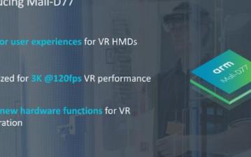 改善手机VR/AR体验 将虚拟更多变为现实
