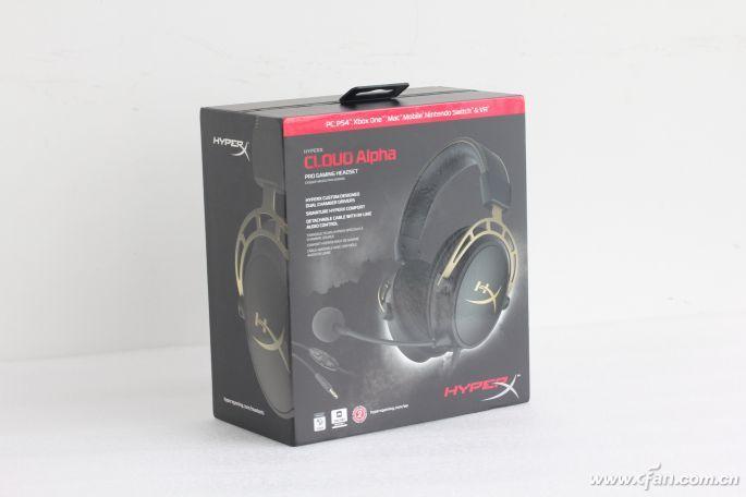 HyperXAlpha阿尔法黑金限量版耳机怎么样...