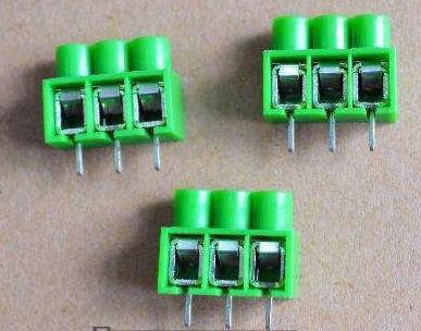 电路板接线端子的特点及识别方法