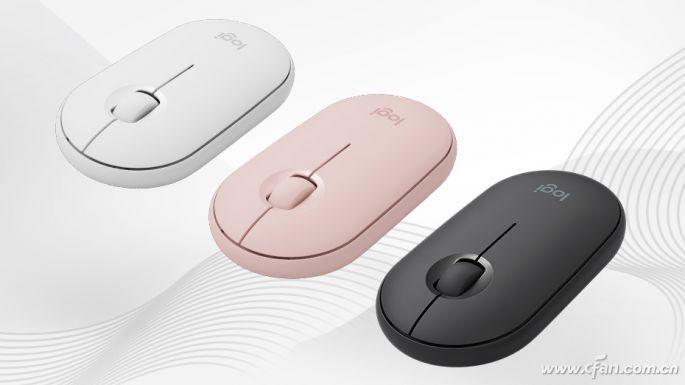 罗技Pebble鼠标评测 非常有特色且相当实用