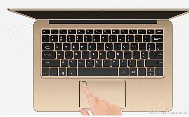 两种笔记本指纹识别技术解读