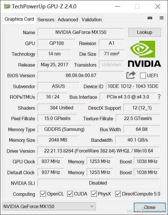 NVIDIA新MX130独显到底怎么样