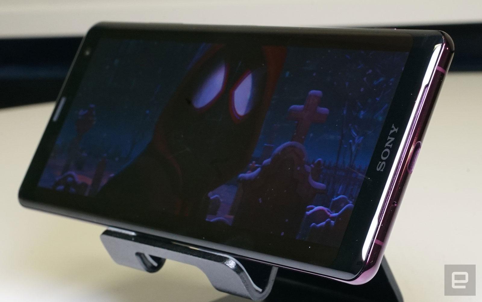 索尼XperiaXZ3评测 一台称职的高阶手机