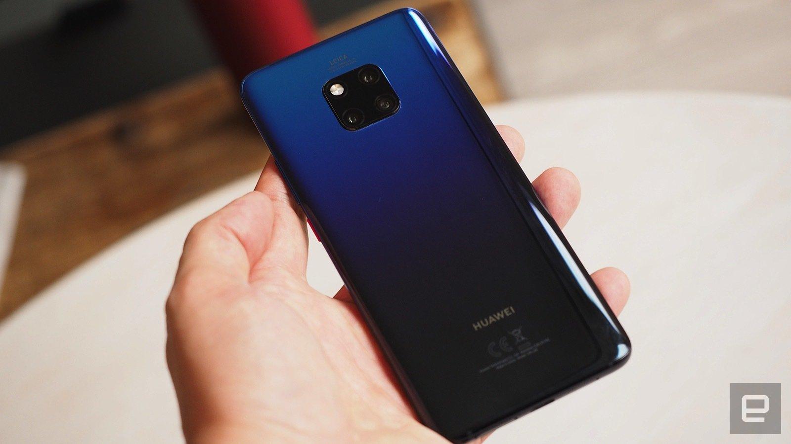 华为2018年手机出货量超2亿台