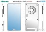 海信新专利曝光 背面设计形如专业相机