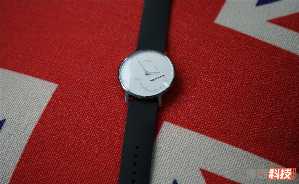 Steel智能手表体验 体验还是一样的独特