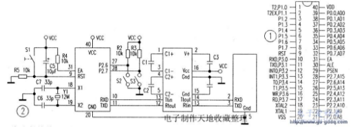 W78E516B单片机的ISP功能在线编程设计