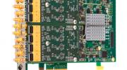 Spectrum仪器65系列PCIe任意波形发生器新增两个新的8通道卡