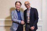 索尼和微软合作达成 将采用微软Azure来改进其...