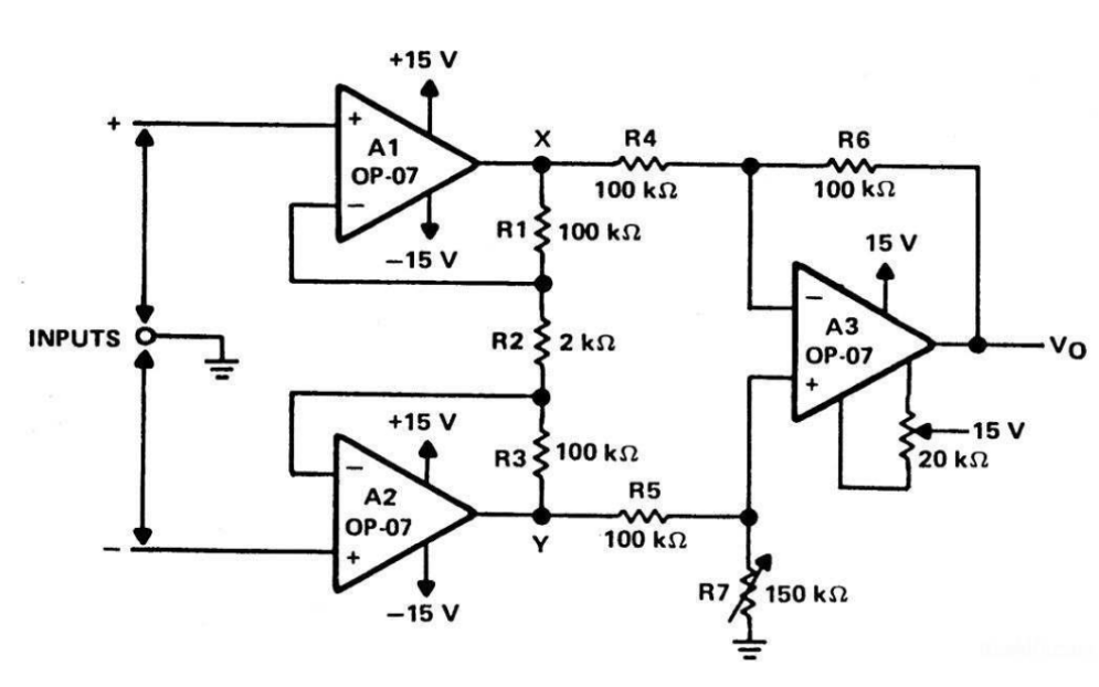 模拟电路基础教程之运算放大器的详细64222葡京的网址说明