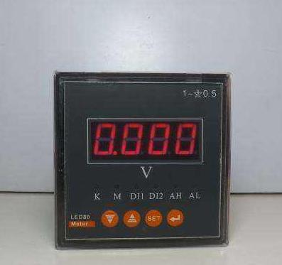 多功能電力表有哪些功能特點