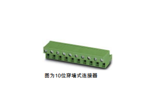 印刷电路板连接器1806119的数据手册免费下载