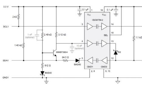 浅谈I2C隔离器的六大设计注意事项
