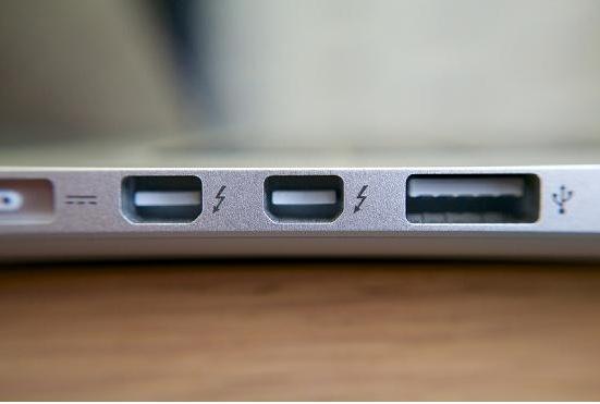 目前主流传输接口标准Thunderbolt和USB以及eSATA解析