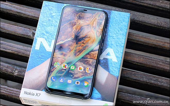Nokia7评测 具备出色的夜拍能力
