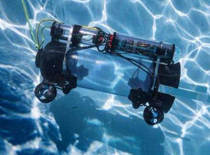 国产水下机器人连续三年挑战深渊 最大下潜深度可达到10905米