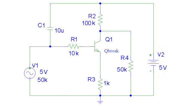 EDA的温度、参数、直流灵敏度和小信号的分析技术说明