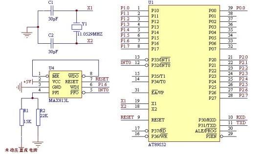 AT89S51单片机的看门狗功能设计