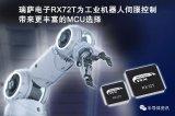 瑞薩電子推出32位電機控制微控制器系列產品 配備專用硬件加速器IP