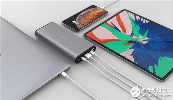 Hyper发布新款HyperJuice双口USB-C移动电源 最高支持130W输出功率