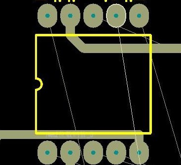 PCB板中焊盘的种类及通孔的设置规格