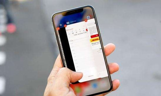 iPhone屏幕的特异功能
