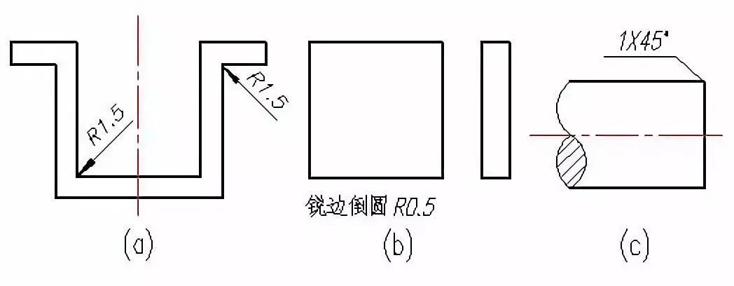 CAD制图中的那些导出画法3ds怎么简化cad图片